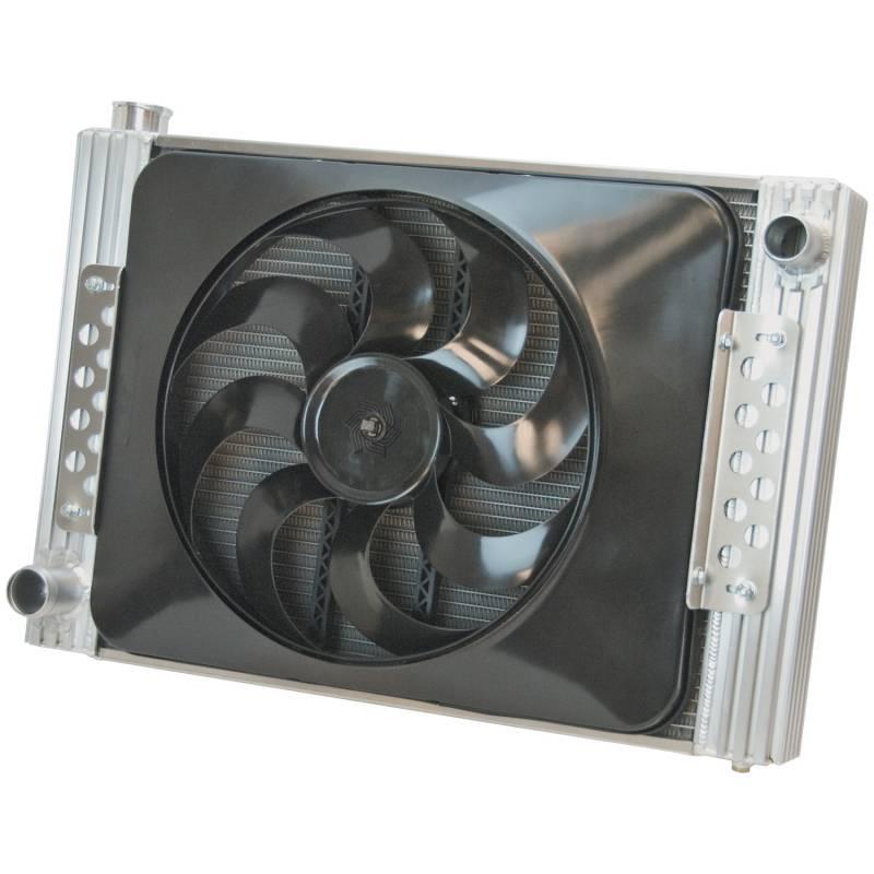 Flexalite 52180r Radiator Fan Combo 22 Quot Core Right Inlet
