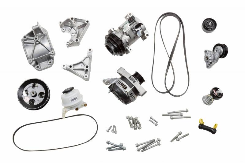 free shipping on front serpentine kit for ls3 19155066