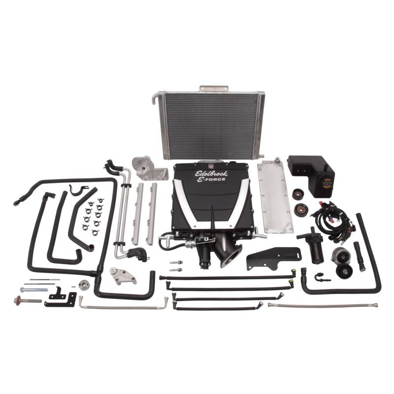 Supercharger Kit For 3 6 Camaro