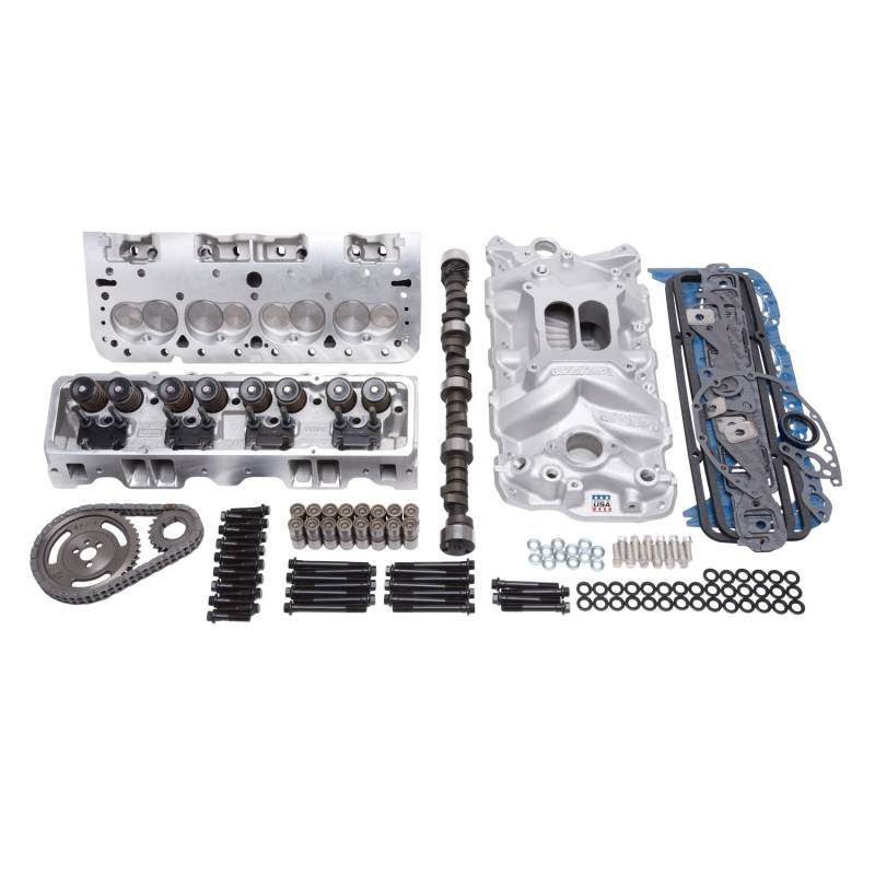 POWER PACKAGE, TOP END KIT, E-STREET, SBC