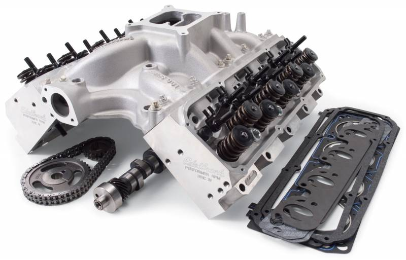 Edelbrock 2060 Total Power Package Top End Kit For Ford