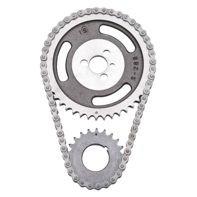 TIMING CHAIN AND GEAR SET SBC SNG/KEYWAY