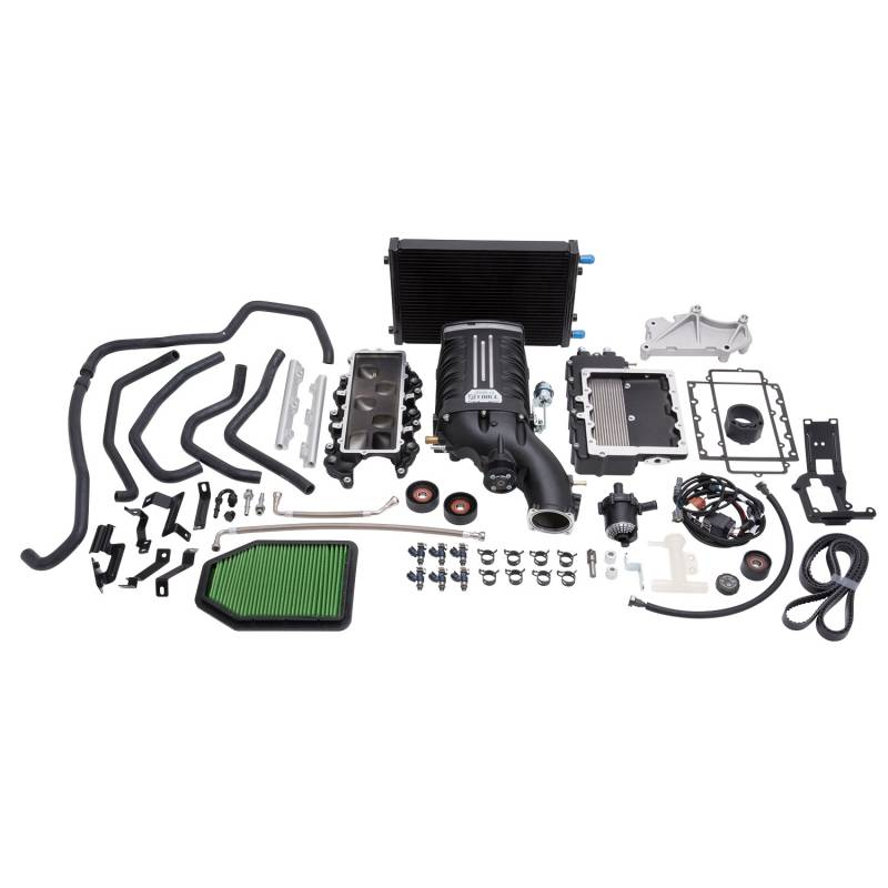 Eaton Supercharger Swap Kit: SUPERCHARGER, STAGE 1