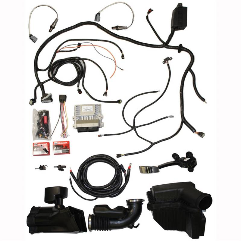M 6017 504v Ford Performance Parts Control Pack Sdpc