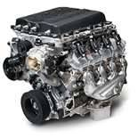 Chevrolet Performance Crate Engines