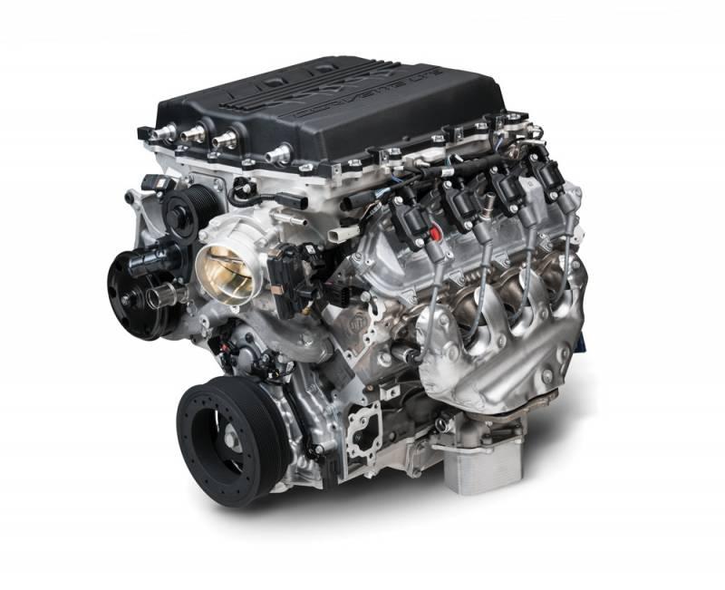 Chevrolet Performance 19417105 ZR1 LT5 755HP Crate Engine