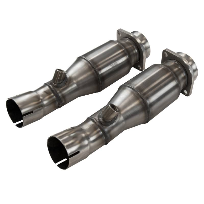 """3"""" SS GREEN Catted OEM Connection Pipes"""