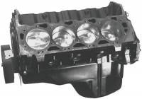 Engine transmission engine bare blocks short blocks block chevrolet performance 12498778 454 cid ho short block assemblies malvernweather Image collections
