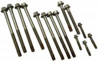 Chevrolet Performance - Chevrolet Performance 17800568 - LS Head Bolt Set for 2004 and Newer