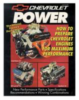 Chevrolet Performance - Chevrolet Performance 24502488 - Chevrolet Power Book - How to Prepare Chevrolet Engines for Maximum Performance