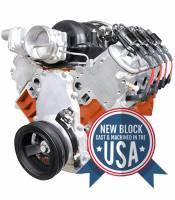 Engine transmission engine crate engines crate engines blueprint engines psls4272ctf new 427ci ls fuel injected retrofit engine malvernweather Choice Image