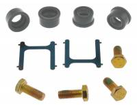 ACDelco 18H170 Professional Front Disc Brake Caliper Boot and Seal Kit with Boots and Seals