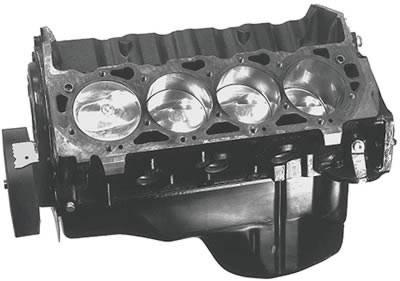 Chevrolet Performance - Chevrolet Performance 12498778 - 454 ENGINE ASM, PARTIAL
