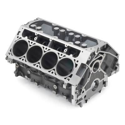 Chevrolet Performance - Chevrolet Performance 19213580 - LS7 7.0L Corvette Bare Block