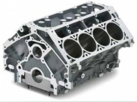 Chevrolet Performance - Chevrolet Performance 12673476 - 6.2L LSA Aluminum Bare Engine Block