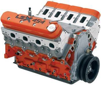 Chevrolet Performance - Chevrolet Performance 19355573 - LSX454 Crate Engine - 627HP