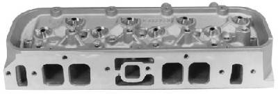 Chevrolet Performance - Chevrolet Performance 19331425 - Bowtie Oval-Port Aluminum Cylinder Head Assembly