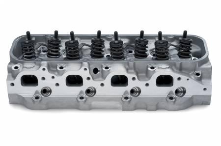 Chevrolet Performance - Chevrolet Performance 19331424 - Bowtie Oval-Port Aluminum Cylinder Head
