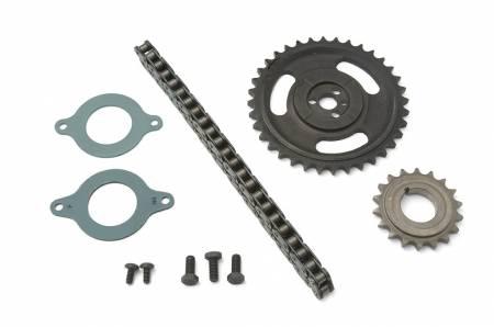 Chevrolet Performance - Chevrolet Performance 12371043 - Single Roller Timing Chain Kit