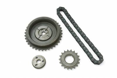 Chevrolet Performance - Chevrolet Performance 12370835 - Extreme-Duty Timing Chain Kit, LT1 and LT4 Engines
