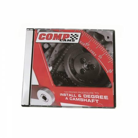 COMP Cams - COMP Cams 190DVD - DVD, CAM Degree Video