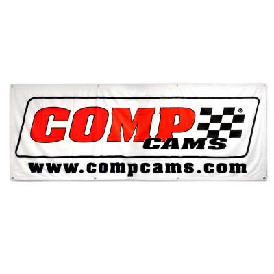 COMP Cams - COMP Cams 308 - Banner, COMP CAMS 3' X 8'