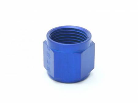 Nitrous Outlet - Nitrous Outlet 00-29160-BL - 8AN Blue B-Nut