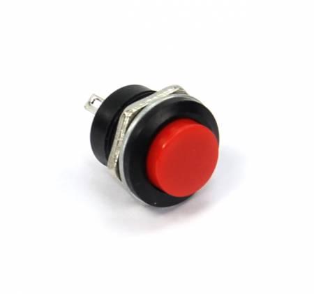 Nitrous Outlet - Nitrous Outlet 00-51024 - Red Mini Push Button