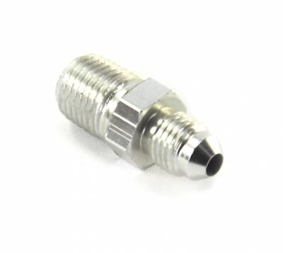 """Nitrous Outlet - Nitrous Outlet 00-01155-F - 1/4"""" NPT x 4AN Straight Filter Fitting"""