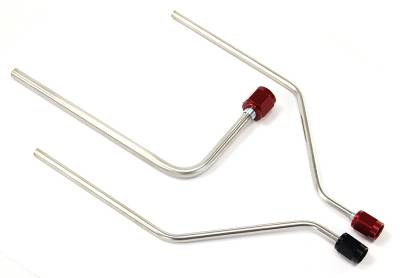 Nitrous Outlet - Nitrous Outlet 00-10121-90-HL - Hard Line Kit For 04-06 GTO 90/92mm Fast Plate System. (Fuel Rail To Fuel Solenoid. Both Solenoid's To Plate)