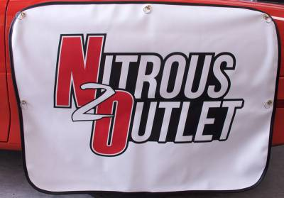 Nitrous Outlet - Nitrous Outlet 00-57035 -  Tire Shade White
