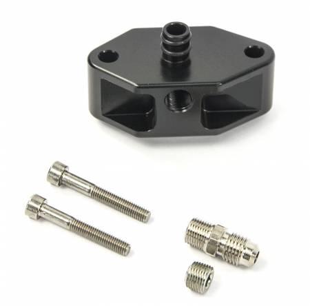 Nitrous Outlet - Nitrous Outlet 00-01804 -  99-04 4.6/5.4L 2V Ford Billet Fuel Rail Adaptor