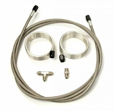 Nitrous Outlet - Nitrous Outlet 00-62005 -  Dual Vent Purge (Hood Exit)
