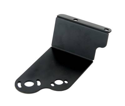 Nitrous Outlet - Nitrous Outlet 00-54045 -  2011-2014 3.7L V6 Mustang Solenoid Bracket. ( Bolts to Nitrous Plate)