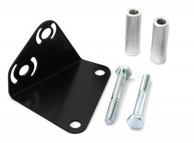Nitrous Outlet - Nitrous Outlet 00-54004-C6 -  05-09 Corvette All-in-One Solenoid Bracket (Requires Grinding Idler Pulley Housing)
