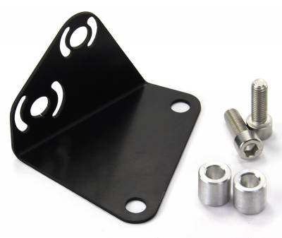 Nitrous Outlet - Nitrous Outlet 00-54004-GC -  04-06 GTO/97-04 Corvette All-In-One Solenoid Bracket