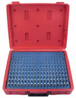 "Nitrous Outlet - Nitrous Outlet 00-56014 -  Pin Gage Set.Size: .061-.250""Set qty: 190Length: 2""Accuracy: +.0000-.0002"""