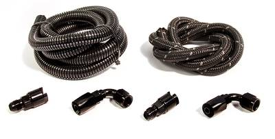Nitrous Outlet - Nitrous Outlet 00-22000 -  10+ Camaro Fuel Crossover Hose (Replaces Hose from Main Fuel Feed Line to Fuel Rail)