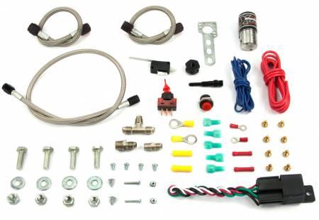Nitrous Outlet - Nitrous Outlet 22-85001 - X-Series Dual Stage Dry Conversion Kit