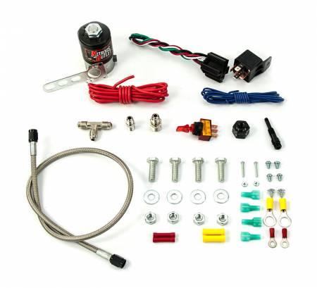 Nitrous Outlet - Nitrous Outlet 00-10902 -  Dual Stage Conversion Dry Nozzle