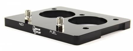 Nitrous Outlet - Nitrous Outlet 00-42002 -  LT1/TPI 58mm Plate Conversion (50-100-150-200 HP)