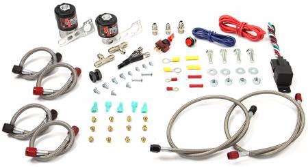 Nitrous Outlet - Nitrous Outlet 00-10901 -  Dual Stage Wet Nozzle Conversion Kit