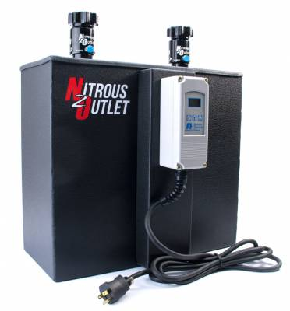 Nitrous Outlet - Nitrous Outlet 00-64002 -  Hot Water Bath Nitrous Bottle Warmer