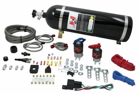 Nitrous Outlet - Nitrous Outlet 00-10020-15 -  Mopar EFI Single Nozzle System (35-200HP) (15lb bottle)