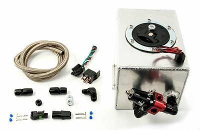 Nitrous Outlet - Nitrous Outlet 00-12005 -  05-14 Mustang Battery Relocate Dedicated