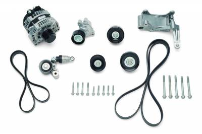 Chevrolet Performance - Chevrolet Performance 19371521 - LT4 Wet Sump Accessory Drive System
