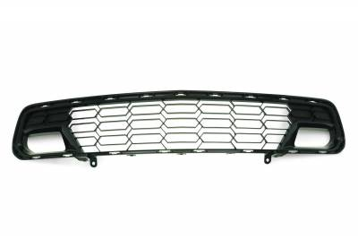 GM Accessories - GM Accessories 84115259 - C7 Corvette Z06 Grille Kit (With Front Camera)