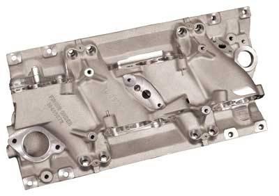 SDPC - SDPC SD3816 - TPI Vortec Lower Intake Baseplate