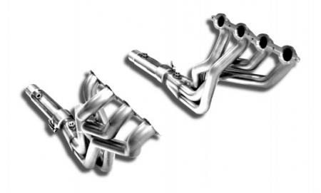 "Kooks - Kooks 2250H410 - 1 & 7/8"" Header & Connection Pipe Kit For 2010-2015 Camaro SS, 1LE & ZL1"