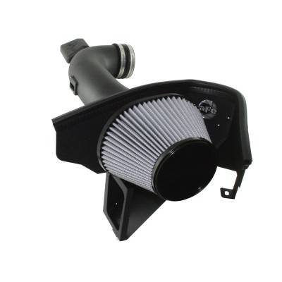 Advanced Flow Engineering - AFE 51-11762 - Magnum FORCE Stage-2 Pro DRY S Intake System For 2010-2015 Camaro SS 6.2L